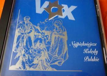"""Płyta CD Vox """"Najpiękniejsze Kolędy Polskie"""" unikat"""