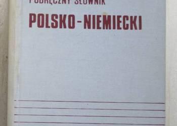 Podręczny słownik polsko-niemiecki, A. Bzdęga, J. Chodera