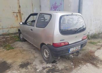 Fiat seicento gaz 1.1 okazja