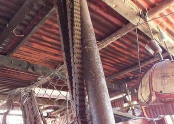Oryginalny komplet łańcuchy łańcuch do wózek widłowy Bułgar