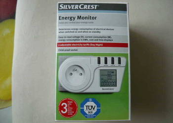 Urządzenie do pomiaru energii