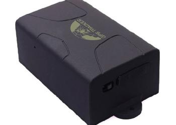 LOKALIZATOR GPS WWW TK-104 SERWER 6000mAh TRACKER