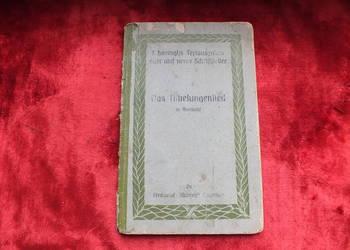 Stara książka z początku XX wieku