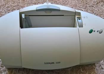 Drukarka Lexmark 3200