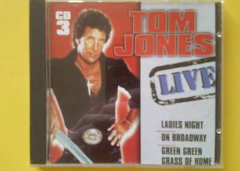 TOM JONES - LIVE CD 3