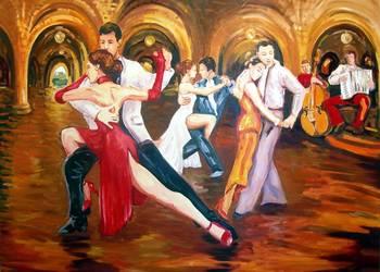 Tancerze tanga