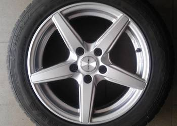 FELGI ALUMINIOWE 7X16  5X112 ET 38 SUPER STAN AUDI VW SKODA