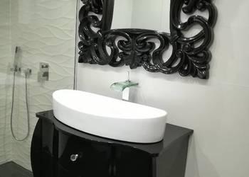 Komoda łazienkowa glamour wysoki połysk, kolor do wyboru