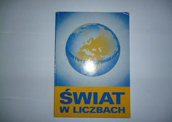 ŚWIAT W LICZBACH 1997/1998 Kądziołka, Kocimowski, Wołonciej