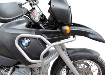 Górne gmole HEED do BMW R 1100 GS (93-99) srebrne