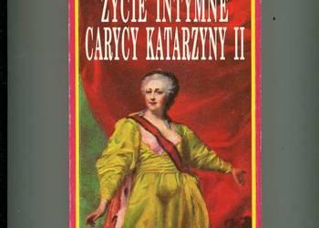 Życie intymne carycy Katarzyny II