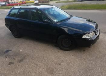 Audi a4 B5 Avant 1.9tdi afn 1998r