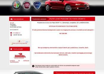 Tworzenie stron www, sklepy internetowe, szablony Allegro