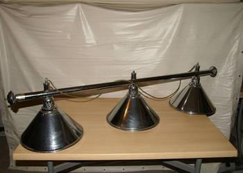 LAMPA BILARDOWA , Lampy, bilard, bilardy, oświetlenie