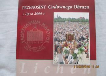 płyta z filmem Licheń-cudowny obraz