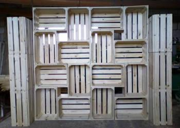 Skrzynki drewniane - Ozdobne - Dekoracyjne - Na meble,regały