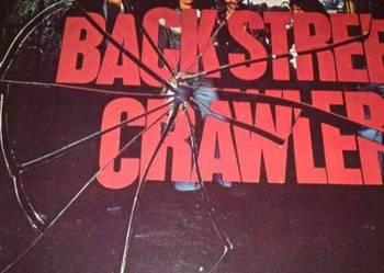 BACK STREET CRAWLER - Band Plays On ,75 lp USA RARYTAS !!!
