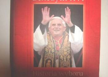 BENEDYKT XVI - HISTORIA WYBORU