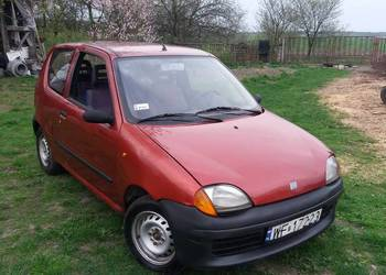 Fiat 1.1 z gazem i opłatami.