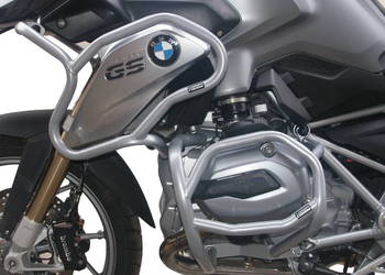 Gmole HEED do BMW R 1200 GS Full Bunkier Exclusive srebrne