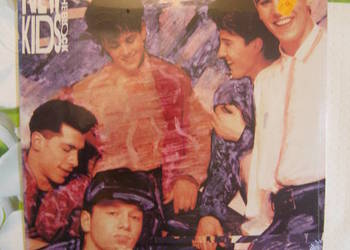 New Kids – On The Block Step by Step, 1 lp