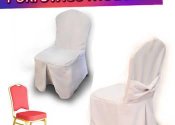 Pokrowce na krzesła restauracja