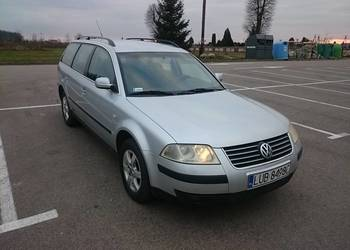 VW PASSAT B5 FL 2001