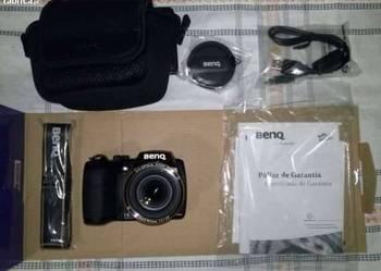 Super funkcjonalny aparat hybrydowy BENQ GH 600.