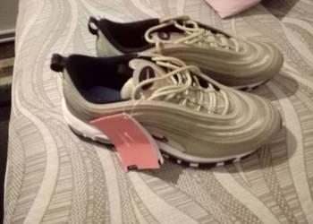 Sprzedam buty Nowe męskie Nike airr max Metalic gold 97
