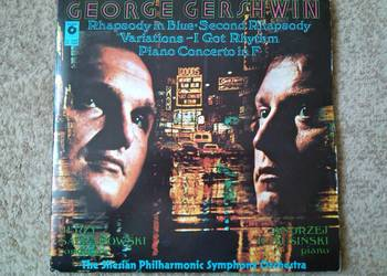 George Gershwin The Silesian Philharmonic Symphony Orchestra