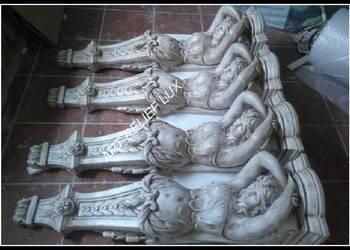 Sztukateria gipsowa Sztukaterie gipsowe Kariatyda grecka