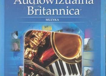 Encyklopedia audiowizualna Britannica - Muzyka + DVD