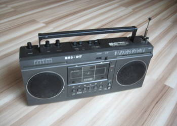 Radiomagnetofon Unitra RMS - 817 Ładny