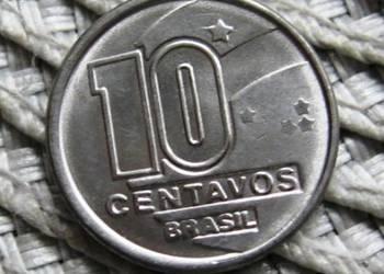 Brazylia 10 Centavos 1990r