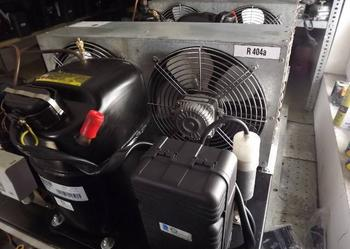 Agregat chłodniczy używany 503-835-278 Cold-max