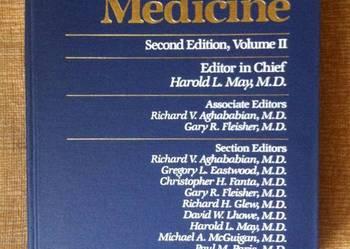 Książka Emergency Medicine