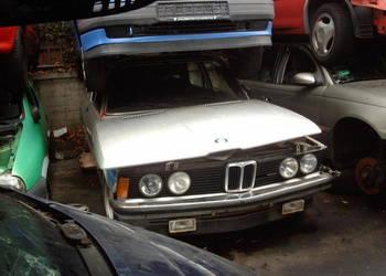 Części BMW E10 E21 E23 E28 E30 E36 Maska klapa drzwi silnik