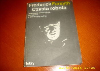 Czysta robota  -  F. Forsyth / fa