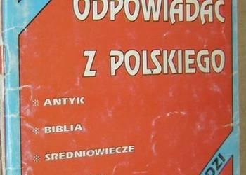 JAK ODPOWIADAĆ Z POLSKIEGO 1 - K.DROGA
