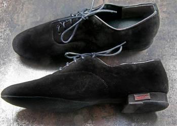 Buty taneczne Dancelines Custom RS 8000 rozm.40 NOWE czarne