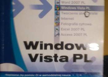Kurs Windows Vista PL + płyta CD