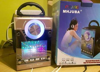 2 Głośniki Głośnik Subufer do laptopa telefonu Bluetooth MH3
