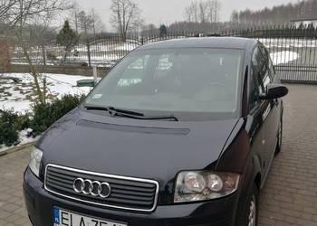 Audi A2 zadbana