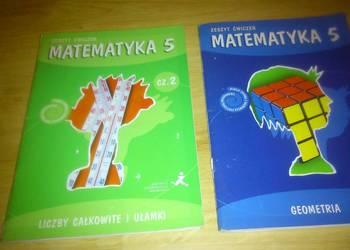 matematyka zeszyt ćwiczeń 5