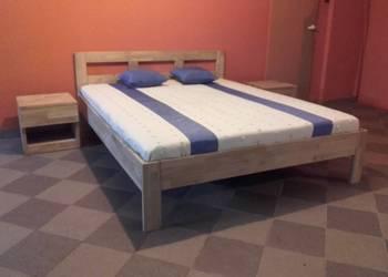 Łóżko 160x200 DĄB ŁÓŻKO DĘBOWE PRODUCENT