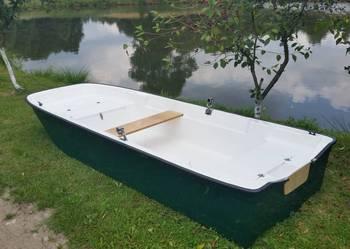 FF 340 Łódka wiosłowa łódź wędkarska PRODUCENT !!!