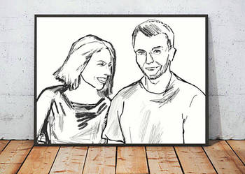 pop art plakat do domu,czarno biała grafika do pokoju,poster