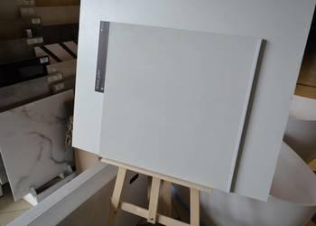 Płytka GRES biały poler 60X60 polerowany Śnieżny