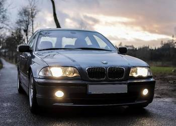 BMW e46 M-pakiet