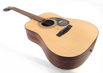 Gitara akustyczna 4/4 Cort w promocji z dobrym pokrowcem